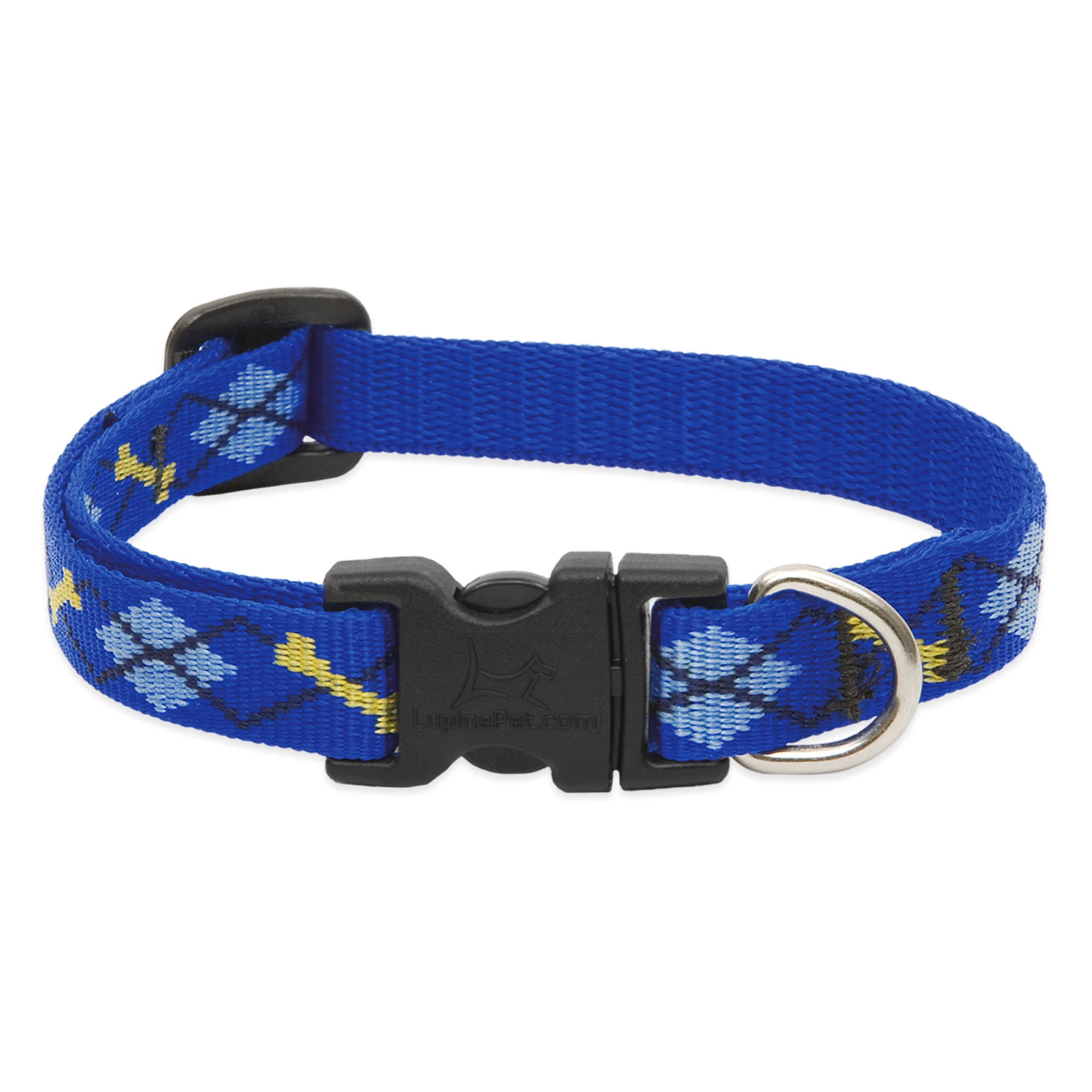 1/2in Dapper Dog 10-16 Adj. Collar