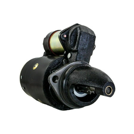 NEW STARTER MOTOR COMPATIBLE WITH INTERNATIONAL SCOUT 2.5L 3.2L 4.2L 5.0L 5.7L 6.4L L4 L6 V8 12323748 104195A1