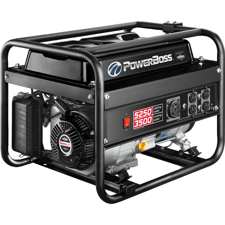 Briggs & Stratton 3,500 watt PowerBoss Portable (Best Briggs & Stratton Gas Generators)