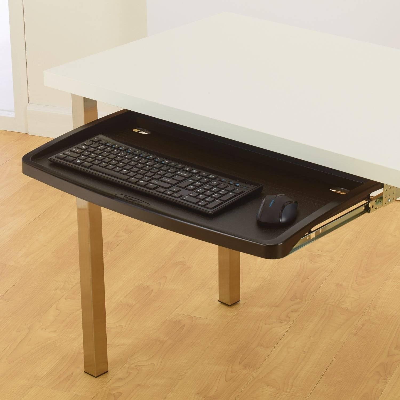 Kensington Underdesk Comfort Keyboard Drawer with SmartFit System