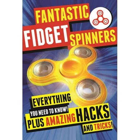 Fantastic Fidget Spinners - eBook