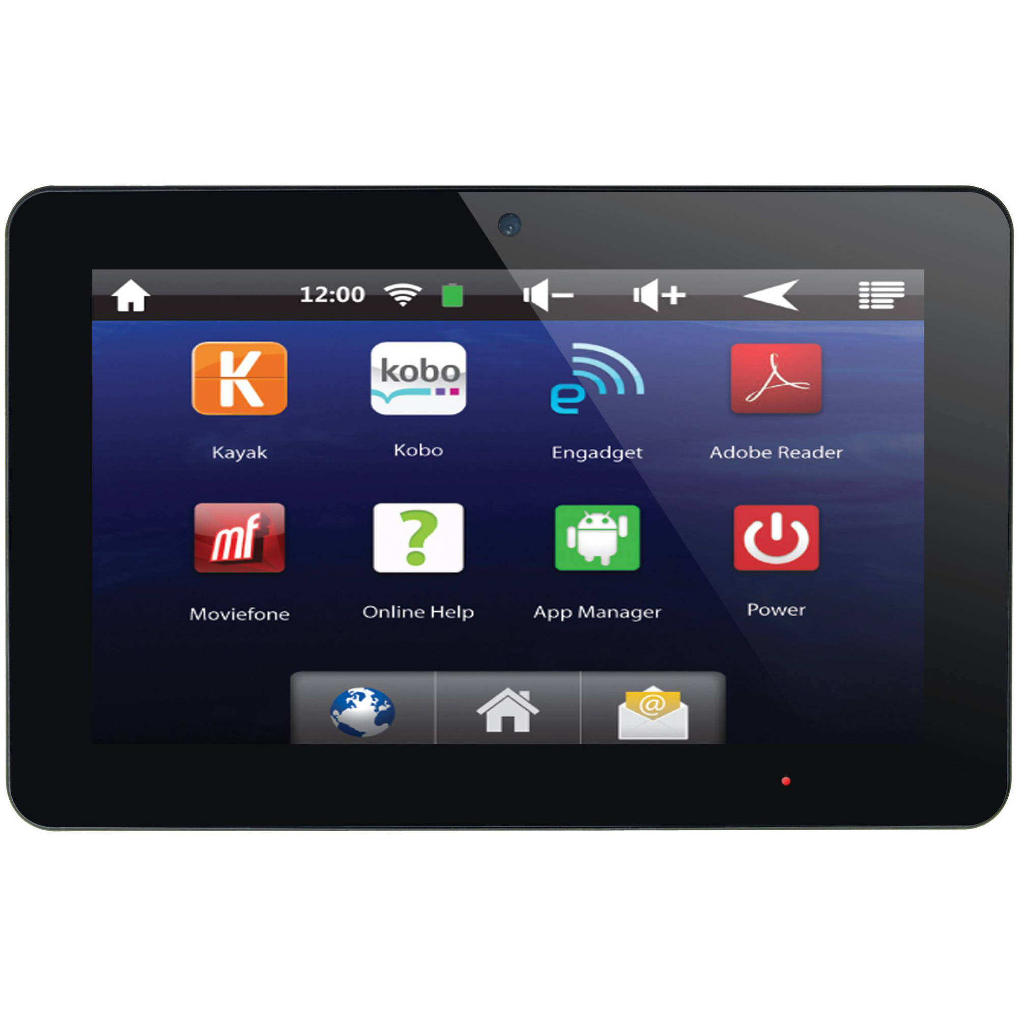 """SuperSonic Matrix MID with WiFi 10.1"""" Touchscreen Tablet PC Featuring Android 4.2 (Jelly Bean) Operating System"""