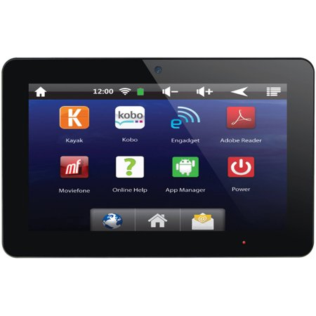 "Supersonic SC-1010JBBT 10.1"" Android(TM) 5.0 Quad-Core 8GB Tablet"