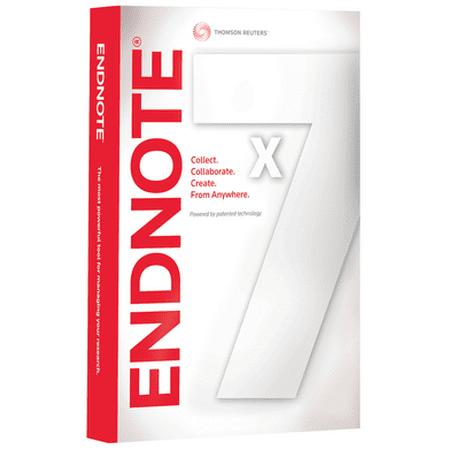 Endnote X7 Upgrade   Pt    41483128