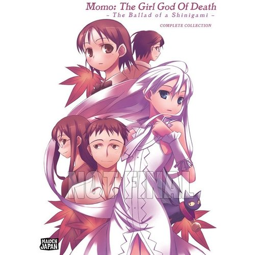 Momo: The Girl God Of Death - The Complete Collection