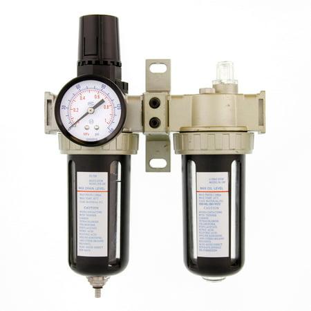 Air Tool-Compressor MOISTURE FILTER PRESSURE (Wilkerson Filter Regulator)