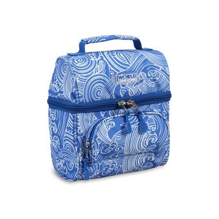 - J World Corey Lunch Bag, Wave