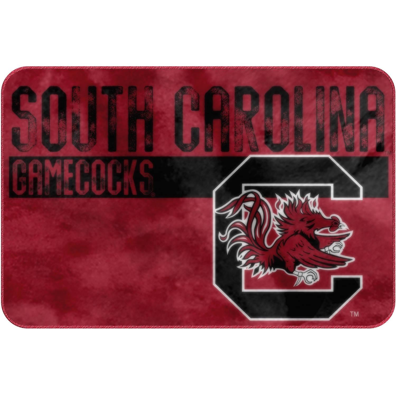 """NCAA South Carolina Gamecocks """"Worn Out"""" Mat, 20"""" x 30"""""""