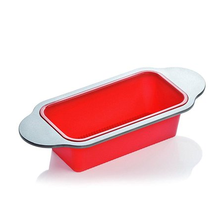 Meatloaf and Bread Pan | Gourmet Non-Stick Silicone Loaf Pan by ...