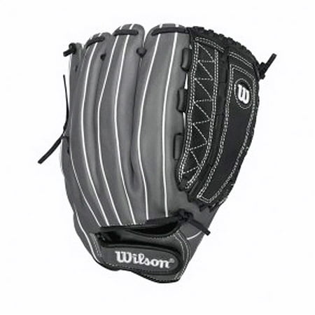 "Wilson 12.75"" Onyx Series Outfield Fastpitch Softball Glove, Right Hand Throw"
