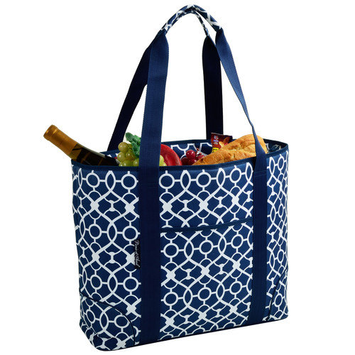 Picnic At Ascot Trellis Extra Large Insulated Tote