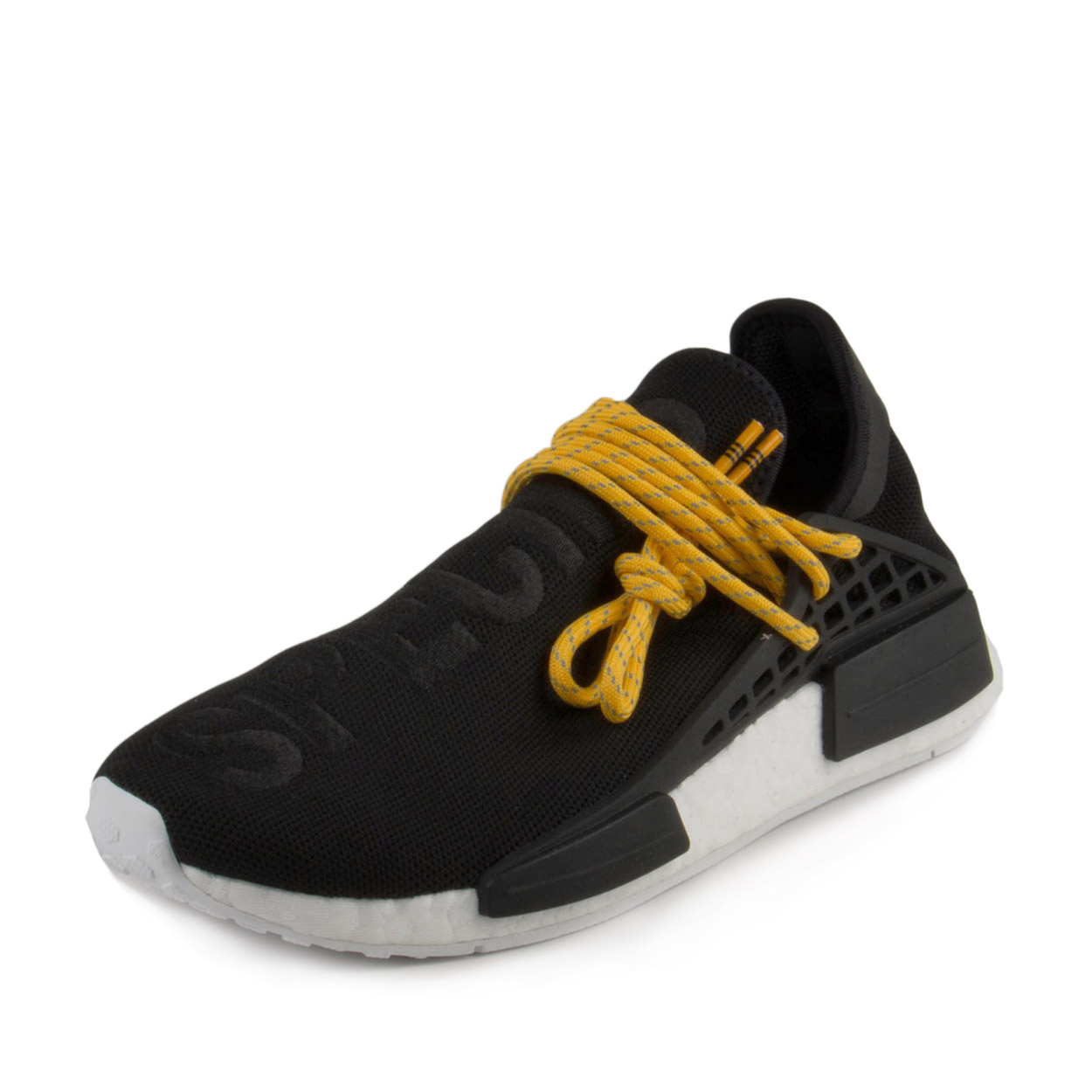Adidas Mens PW Human Race NMD Black/White BB3068