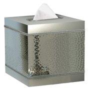 NU Steel Hudson Boutique Tissue Box Cover