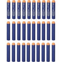 Nerf Official 30 Dart Elite Refill Pack, Blasters Sold Seperately