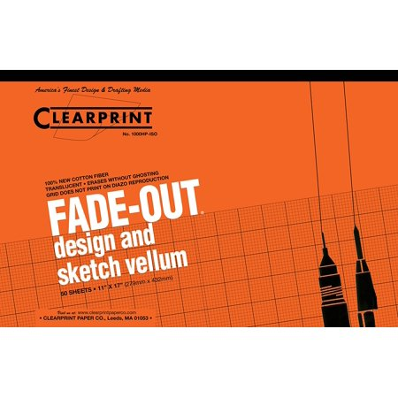 Clearprint - Design and Sketch Pad - Isometric Grid - 11