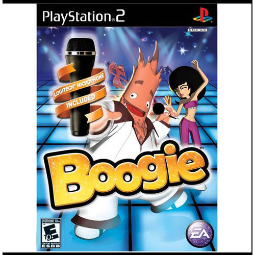 Boogie (Game Only) (PS2) - Pre-Owned
