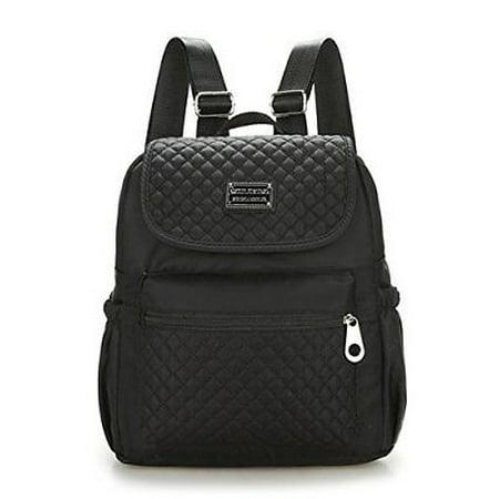 veriya - Women Nylon Shoulder Bags Veriya Lightweight Waterproof Casual Travel School for - Walmart.com