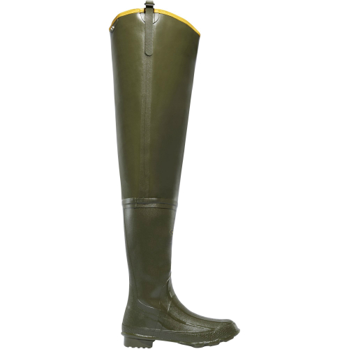 Frogg Toggs Classic II Non-Insulated Rubber Hip Boots Size 11