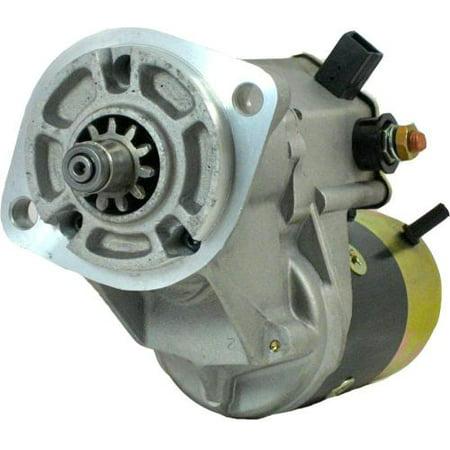 New 24V 4 5Kw 11T Cw Starter Motor Fits Komatsu Crawler 600 813 4460 600 813 4461
