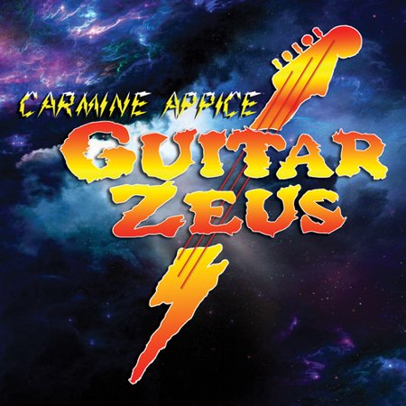 Carmine Appice - Guitar Zeus (CD) - image 1 of 1