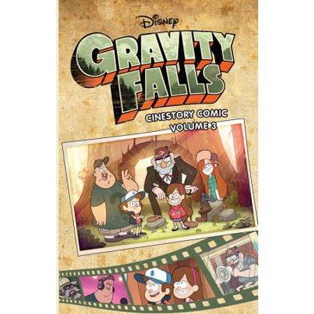 Wendy Gravity Falls Costume (Disney Gravity Falls Cinestory Comic Vol.)