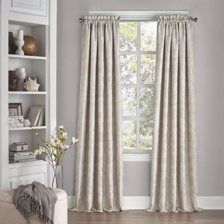 Curtains Ideas black out curtains walmart : Eclipse Mallory Blackout Floral Curtain - Walmart.com