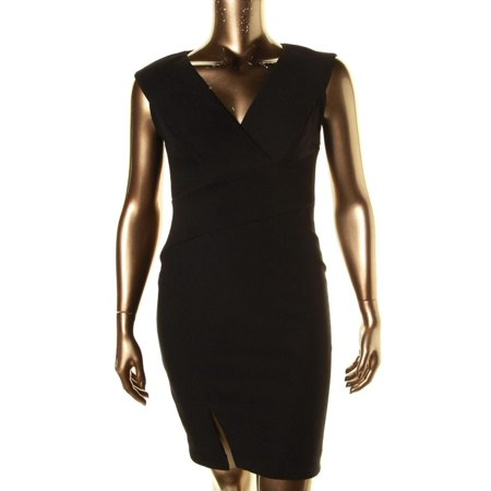 Polo Ralph Lauren Womens Stretch Ribbed Casual Dress