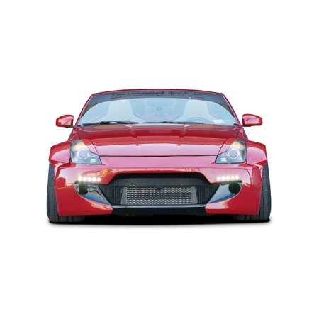 Nissan 350Z 2003-2008 BNY Style 1 Piece Polyurethane Front Bumper