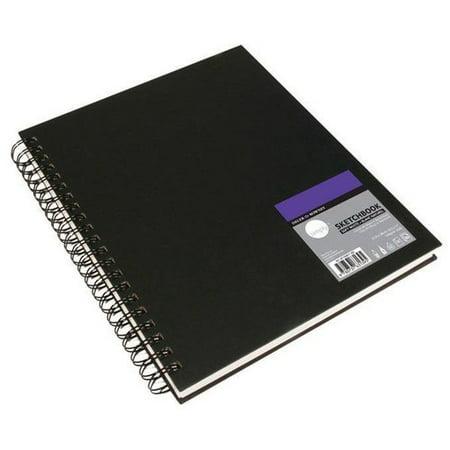 Cachet Wirebound Sketchbook  Set Of 3