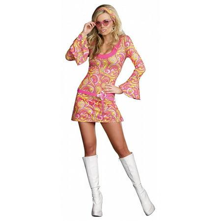 Go Go Gorgeous Adult Costume - Large