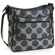 Peg Perego Borsa Diaper Bag - Pois Grey