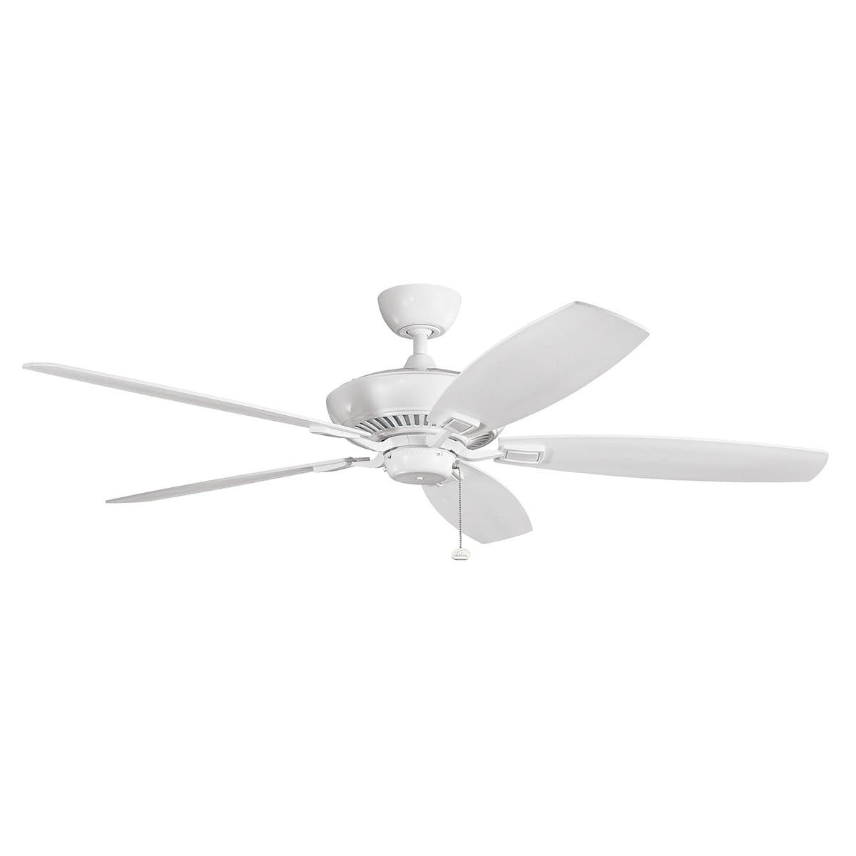 Kichler 300188 60 Canfield Xl Indoor Ceiling Fan Walmart Com Walmart Com