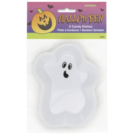 Skeleton Hand Candy Bowl (Unique Ghost Candy Dish 5.5