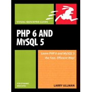 PHP 6 and MySQL 5 for Dynamic Web Sites - eBook
