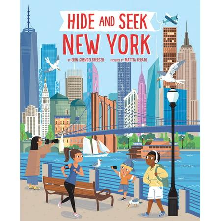 New York City Halloween Activities (Hide and Seek New York City)