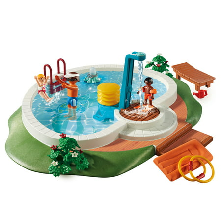 PLAYMOBIL Swimming Pool (Playmobil Swimming Pool Best Price)
