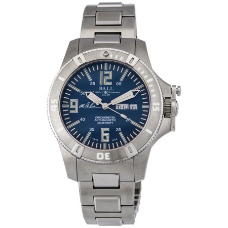 Engineer Spacemaster Captain Poindexter Mens Watch LimitEd DM2036A-S5CA-BE