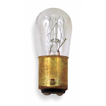 Ge Lighting Incandescent Lamp   (Double Contact Bayonet Base Lamp)
