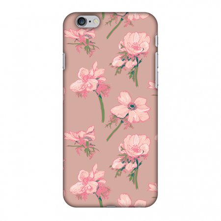 official photos 17234 9c704 iPhone 6s Plus Case, iPhone 6 Plus Case - Floral Beauty,Hard Plastic Back  Cover, Slim Profile Cute Printed Designer Snap on Case with Screen Cleaning  ...