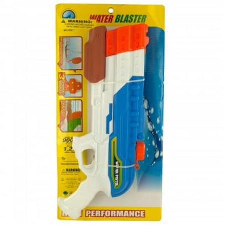 Bulk Buys OS407-9 4 Shooter Space Water Gun - 9 Piece