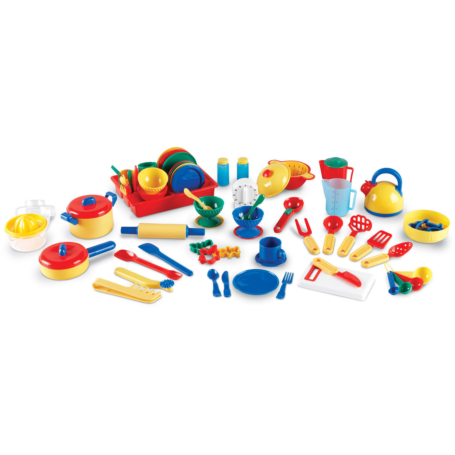 Learning Resources Pretend and Play Kitchen Set - Walmart.com