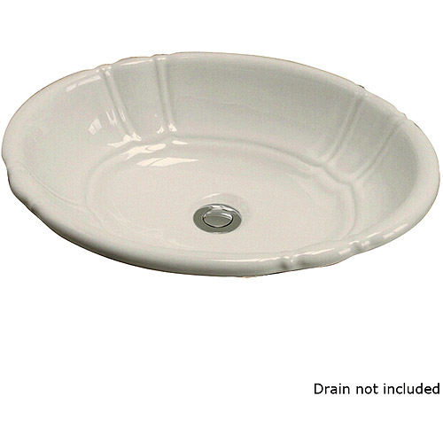 Barclay Sienna Drop-In Bowl