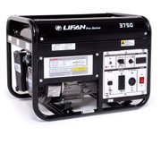 LIFAN Pro-Series 3750W CARB Compliant Generator