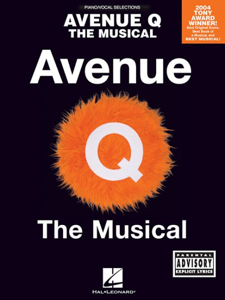Avenue Q The Musical by