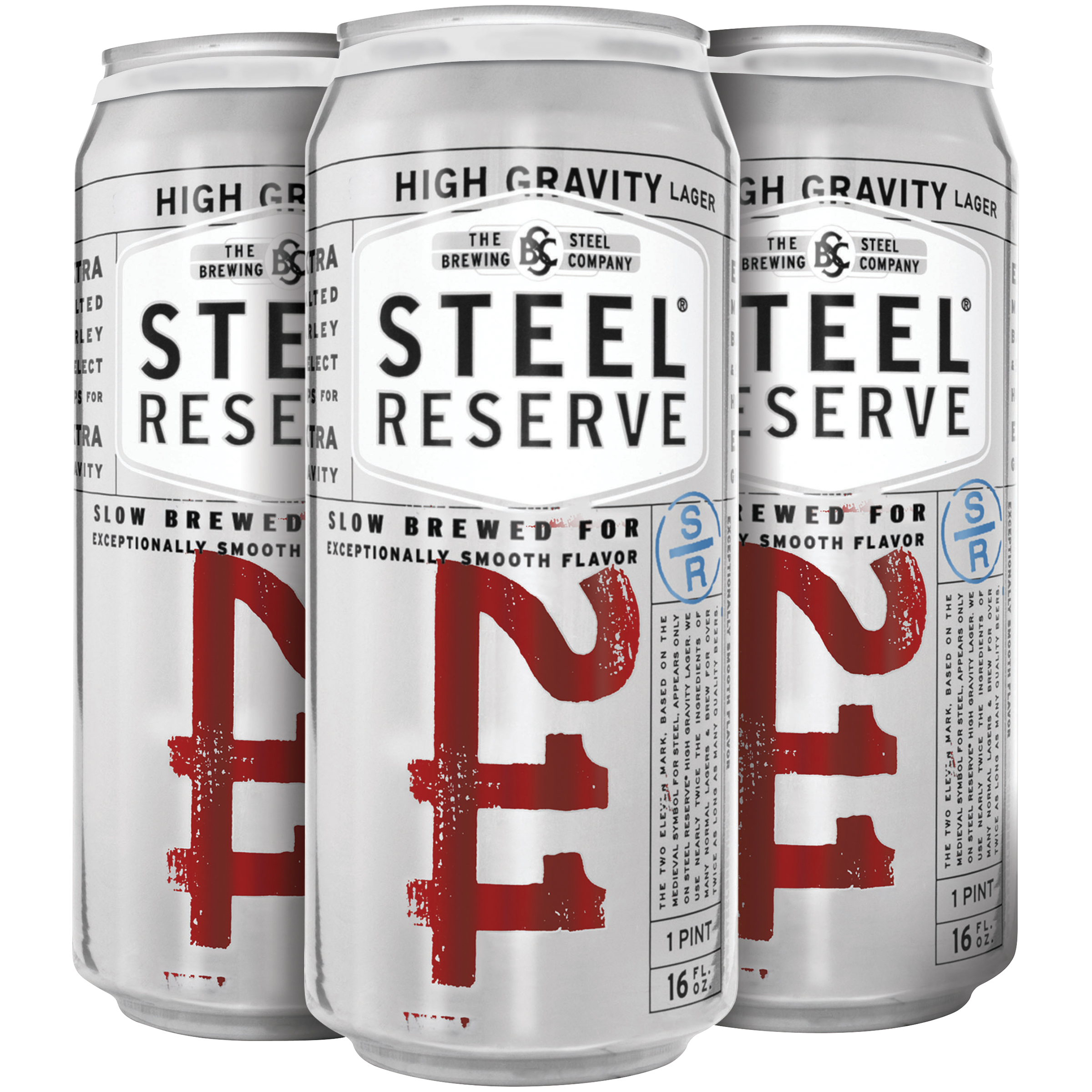 Steel�� Reserve High Gravity Lager 6-16 fl. oz. Cans
