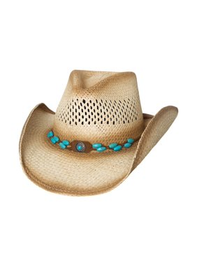 91a6e5f435732 Product Image Bullhide Doin  Great - Womens Straw Cowboy Hat