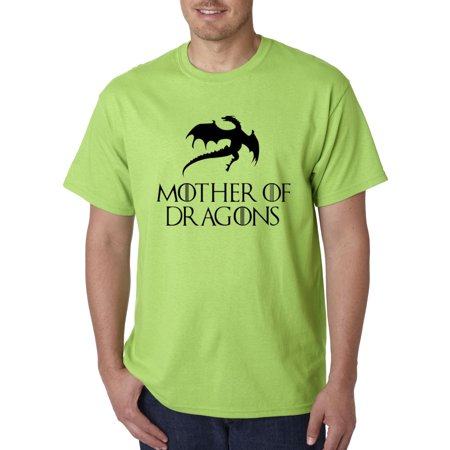 151 - Unisex T-Shirt Mother Of Dragons Targaryen Game Of (Game Of Thrones Impin Ain T Easy)