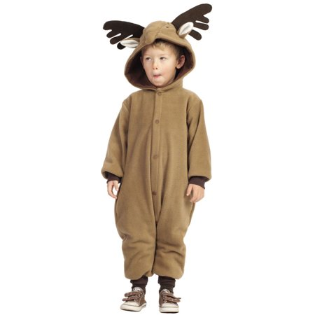 Randy the Reindeer Toddler Costume (Randy Cunningham Halloween)