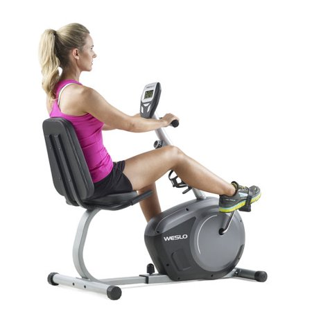 Weslo Pursuit Ct 3 4 Exercise Bike