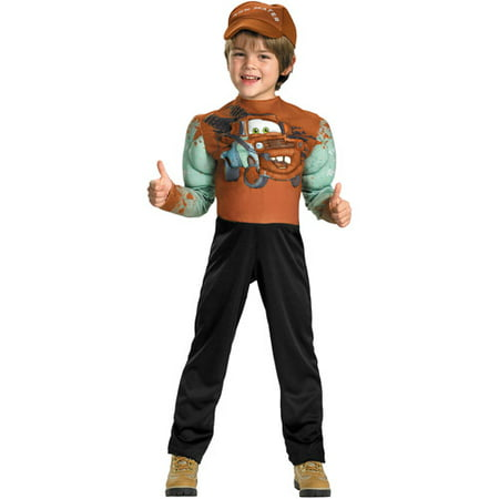 Halloween Town Review (TOW MATER MUSCLE 4-6)